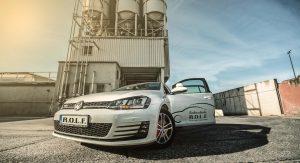 Klasse B VW Golf GTD